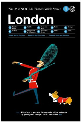 London Monocle guide