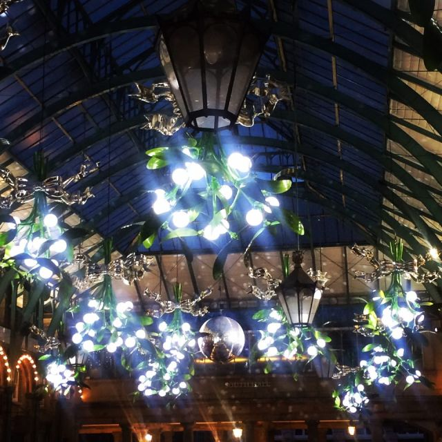 mistelten Covent Garden
